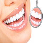 sorriso focado nos dentes