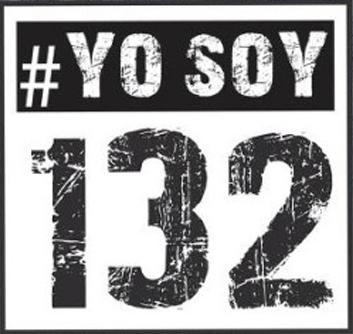 Marca do movimento opositor no México