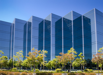 Edifício de escritórios emVale do Silício