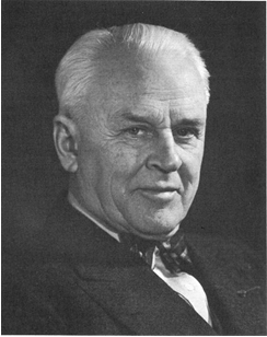 Robert Andrews Millikan (1868-1953)