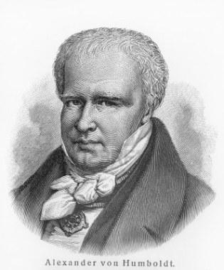 Alexander Von Humboldt, um dos mais importantes nomes do pensamento geográfico