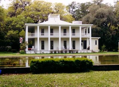 Casa Grande no sul dos EUA
