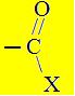 Grupo funcional dos haletos de acila