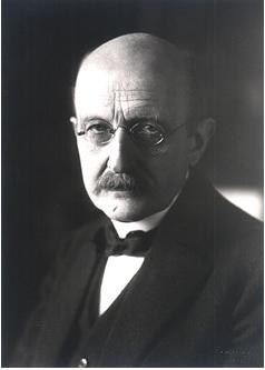 Físico alemão Max Planck por volta de 1930