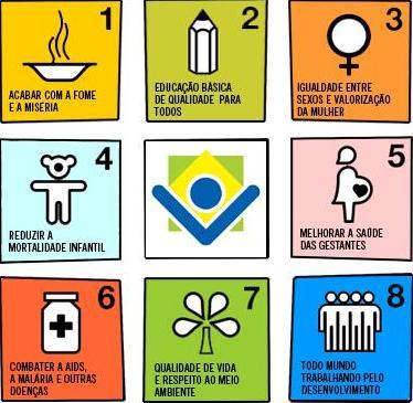 Os objetivos do Milênio elaborados pela ONU