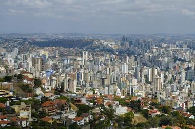 Belo Horizonte, uma metrópole nacional