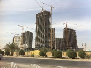 King Abdullah, uma cidade em construção no meio do deserto ¹