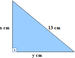 Triângulo e a medida dos lados
