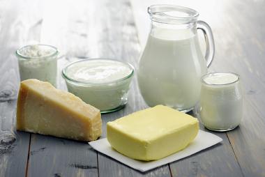 Derivados do leite devem ser mantidos refrigerados
