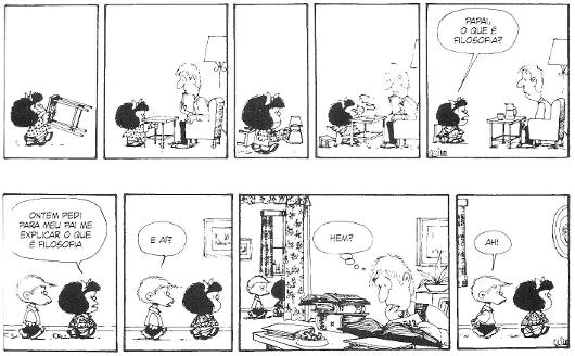 Porta-voz de seu criador, o cartunista Quino, Mafalda tratou de temas pertinentes em uma época obscura da história recente da Argentina