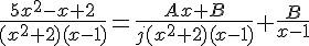 Resolva a equação