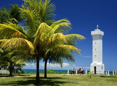 Porto Seguro, um dos principais destinos turísticos do Brasil