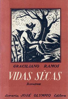 Vidas Secas, de Graciliano Ramos, é uma novela literária que segue os moldes da narrativa em paralelo