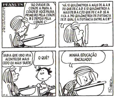 Peanuts – Charles Schulz