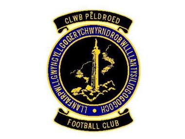 Escudo oficial do Clwb Llanfair F.C.