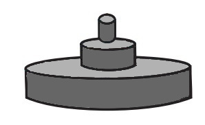 O esquema indica uma pirâmide de energia