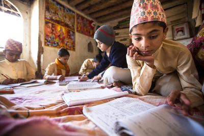 Infelizmente, cerca de 250 milhões de crianças são consideradas analfabetas funcionais