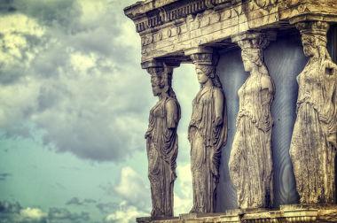 A Filosofia, na Grécia, era uma atividade realizada ao ar livre