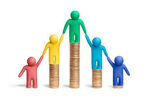 A pirâmide social exemplifica a hierarquia constituída em uma sociedade