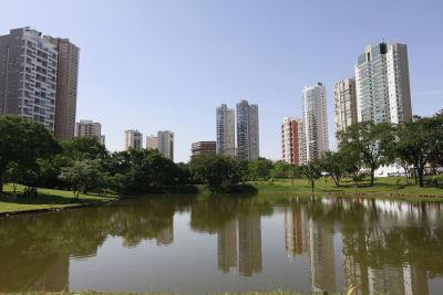 Goiânia, metrópole regional