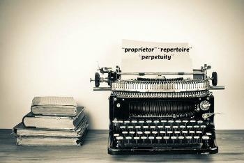 Pode-se escrever várias palavras apenas com a primeira fileira do teclado