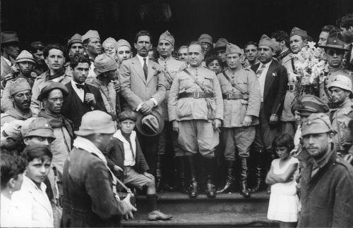A Revolução de 1930, que derrubou o presidente Washington Luís, também foi um golpe