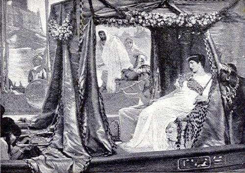 A paixão de Marco Antônio por Cleópatra acabou por gerar um conflito que pôs fim à República