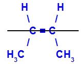 Exemplo de um isômero cis