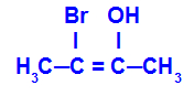 Cadeia de uma substância que apresenta isomeria E-Z