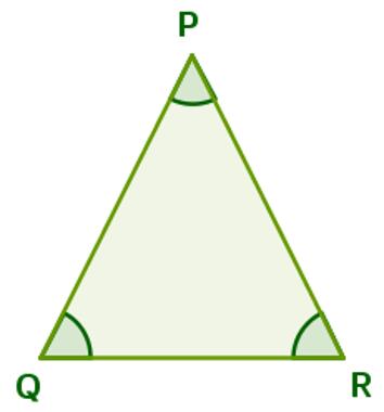 Particularidades do triângulo isósceles - Brasil Escola