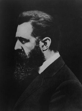 Theodor Herzl foi o principal difundidor do sionismo