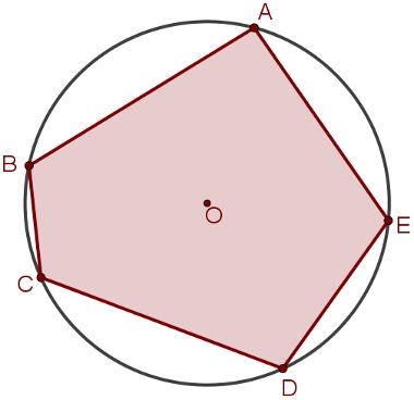 Polígono inscrito