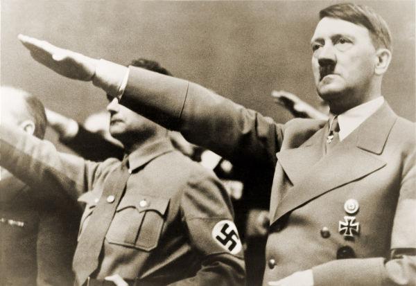 O austríaco Adolf Hitler, nascido em 1889, foi o grande líder do Partido Nazista. (Crédito: Everett Historical e Shutterstock)