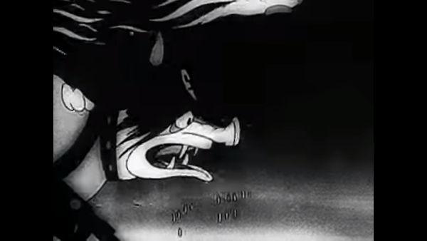 Nesse curta soviético produzido pela Soyuzmultfilm, em 1941, os nazistas são apresentados como porcos