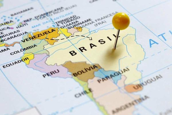 Os venezuelanos têm como um dos principais destinos o Brasil, na tentativa de buscar refúgio e melhores condições de vida.