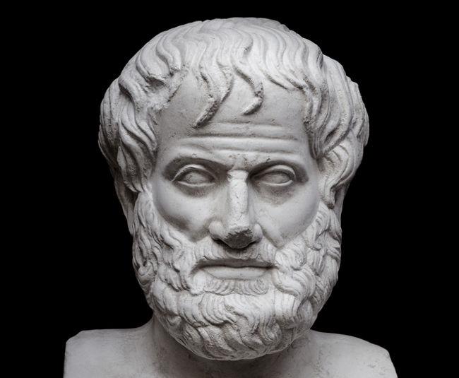 Aristóteles de Estagira foi um dos filósofos mais influentes da história.
