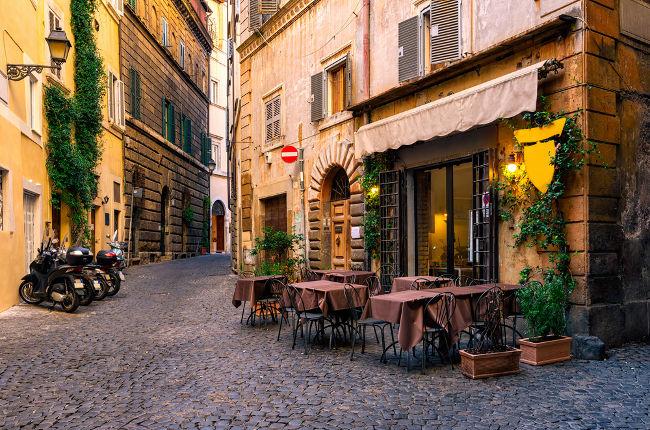 O idioma oficial da Itália é o italiano.