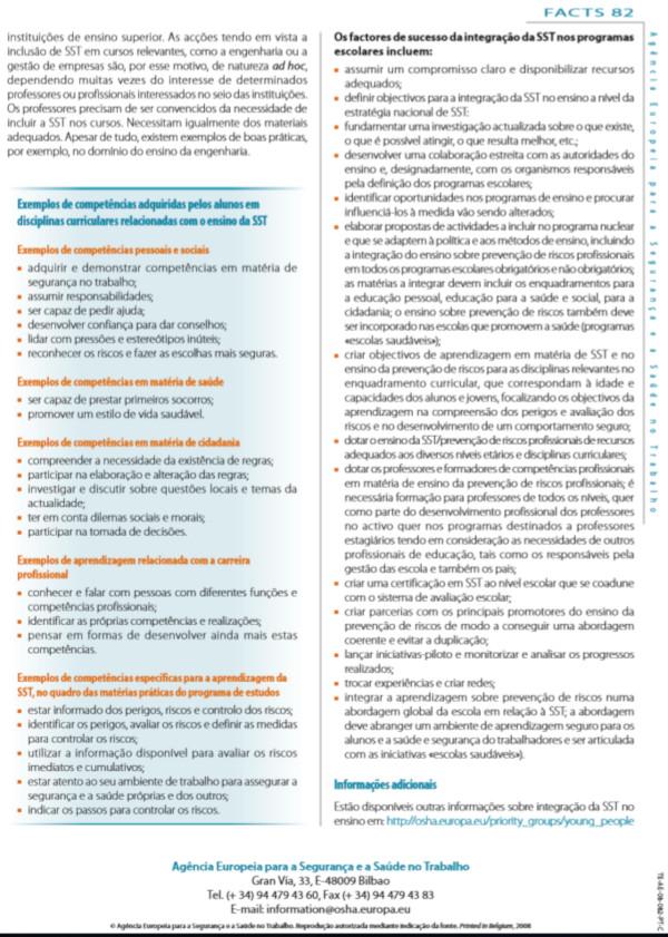 SAÚDE E SEGURANÇA NO TRABALHO  Estudo sobre acidentes no trabalho na ... ecfd5d688d