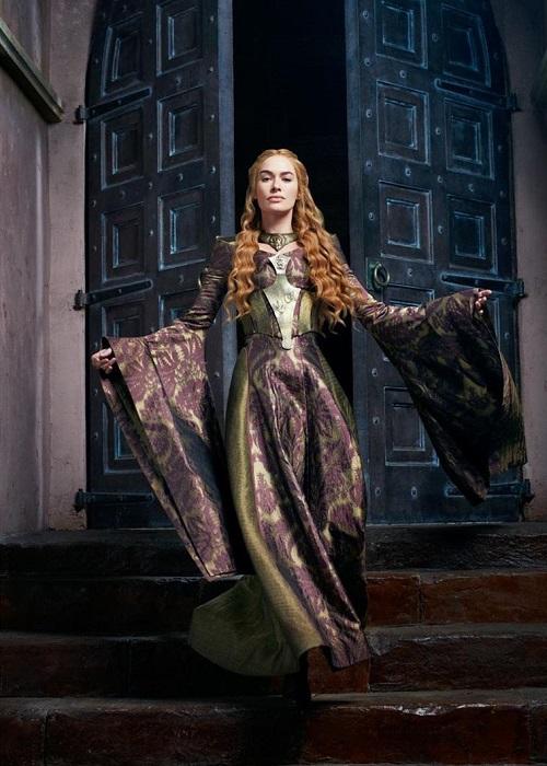 Cersei Lannister, interpretada por Lena Headey na série, pode ser associada à Margarida de Anjou, esposa do rei Henrique VI. (Crédito: Divulgação HBO)