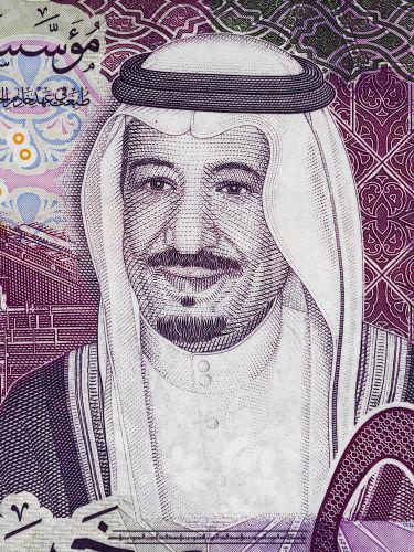 Salman bin Abdulaziz Al Saud é o atual rei da Arábia Saudita e um dos símbolos da monarquia absoluta.