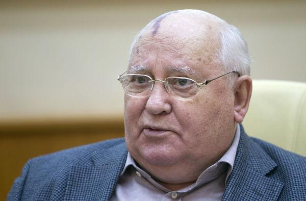 A abertura da URSS aconteceu durante o governo de Mikhail Gorbachev.**