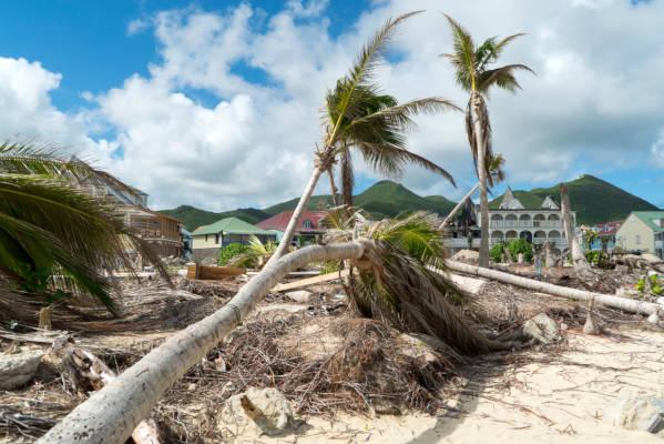 O furacão Irma é considerado o maior já formado no Oceano Atlântico e provocou estragos na região do Caribe e dos Estados Unidos.