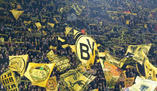 Torcida do Borussia Dortmund, da Alemanha, é considerada uma das mais fanáticas do mundo. [6]