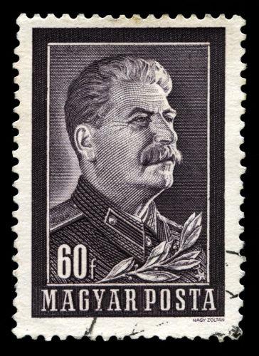 Josef Stalin governou a União Soviética entre 1924 e 1953.²