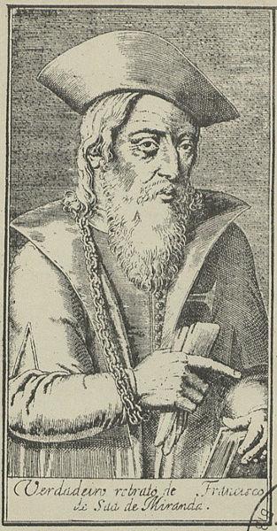 Francisco de Sá de Miranda foi o precursor do Classicismo português.