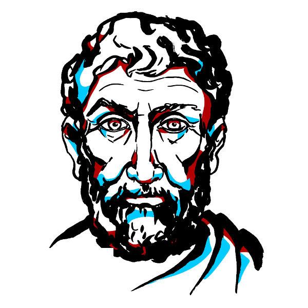 Atribui-se a Tales a criação da Filosofia.