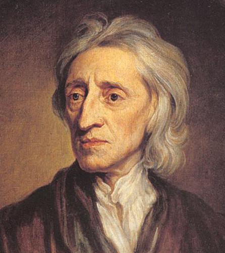 John Locke foi um dos grandes pensadores da doutrina liberal. [1]