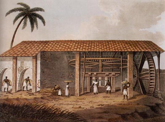 No Brasil Colonial, o sistema escravista e a família patriarcal da fase de intensa produção de açúcar exemplifica o modo de dominação tradicional.