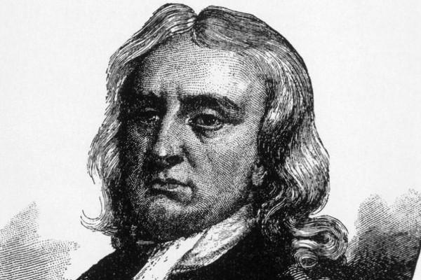 Isaac Newton é considerado um dos maiores gênios de sua época. [1]
