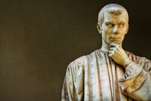 Nicolau Maquiavel é entendido como o inaugurador da vertente realista em política.